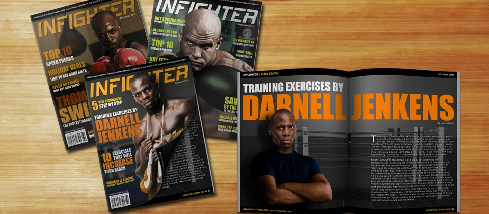 Infighter Magazine