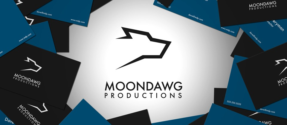 Moondawg Productions Logo